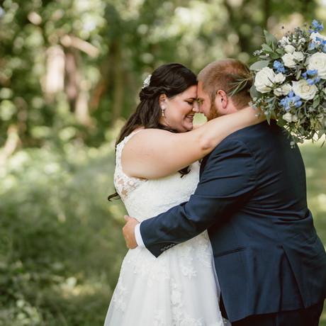Kurt & Danielle's Beautiful Summer Wedding