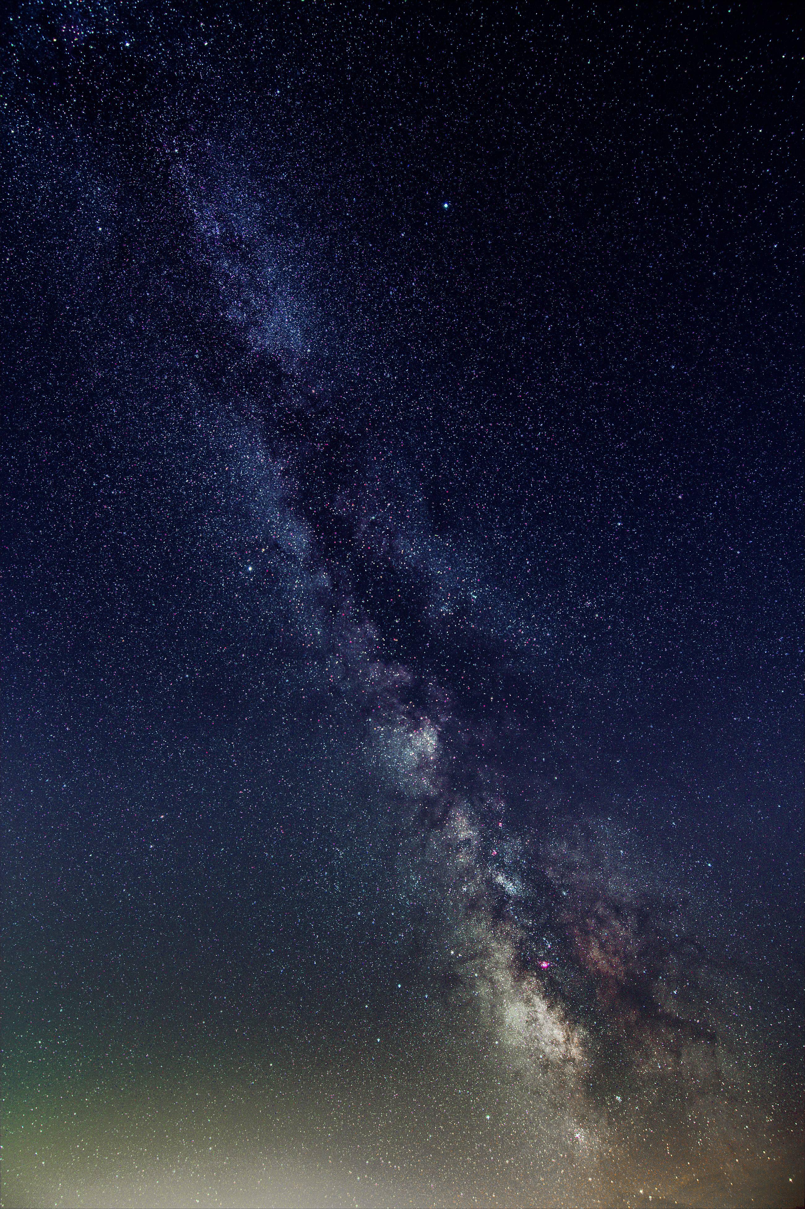 Une partie de notre galaxie