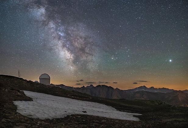 L'observatoire étoilé