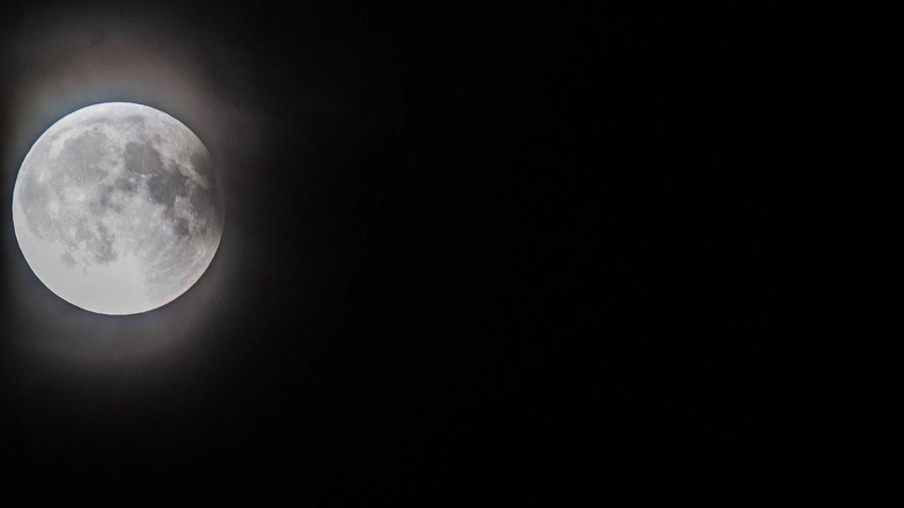 Time lapse de l'éclipse du 27.07.18