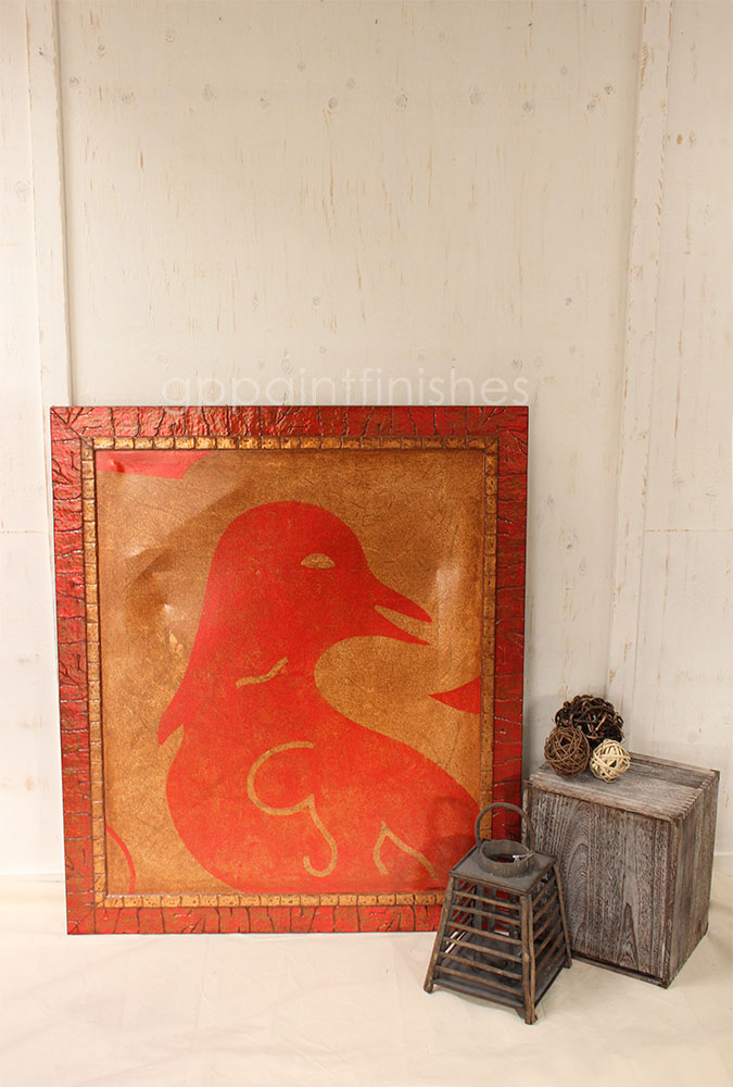 Fire Bird - SOLD