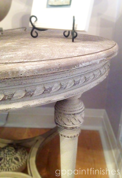 Refinished Hall Table
