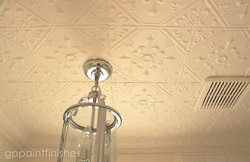 Refinished Tin Tiles