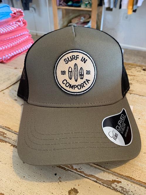 Comporta Surf Trucker Cap