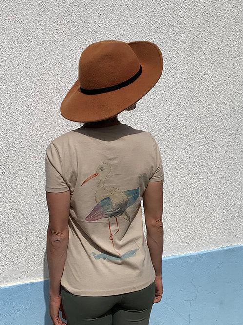 Surfer Stork T-shirt