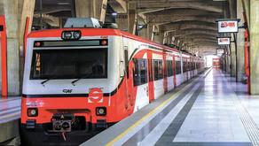 El Tren Suburbano hacia Santa Lucia planea estar listo en 2023
