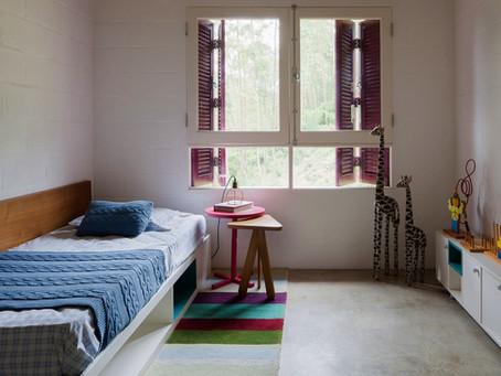 Dormitorios para niños: Cómo diseñar un entorno saludable para el sueño