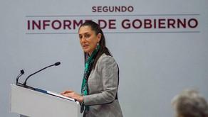 La infraestructura en la CDMX en dos años del gobierno de Claudia Sheinbaum