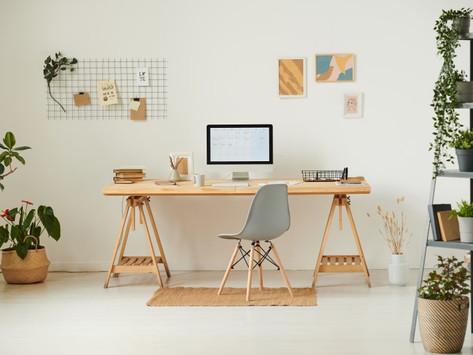 ¿Quieres armar el perfecto espacio de Home office en tu hogar?