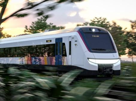 Así será subir al Tren Maya
