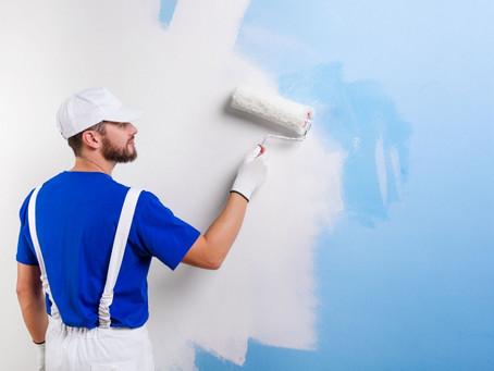 5 motivos por los que debes pintar las paredes de tu hogar