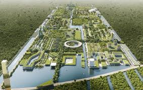 La primera ciudad forestal inteligente en México