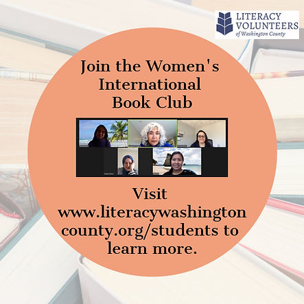 Women's international book club SMPOSt.j