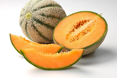 MELONE RETATO NETTED / MELON FROM SICILY                   1.5KG (APPROX.)
