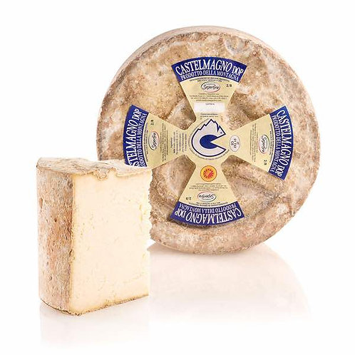 CASTELMAGNO OCELLI CHEESE                  250GR (APPROX.)