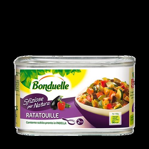 BONDUELLE RATATOUILLE - STEWED VEGETABLE                       340GR