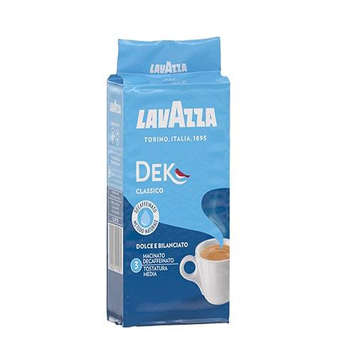 LAVAZZA DECAFFEINATED COFFEE 0,350 KG