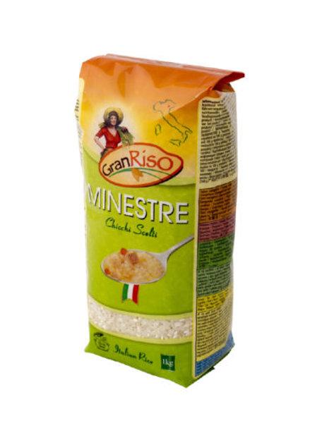 RISO PER MINESTRE 100% ITALIA - PASINI 1 KG