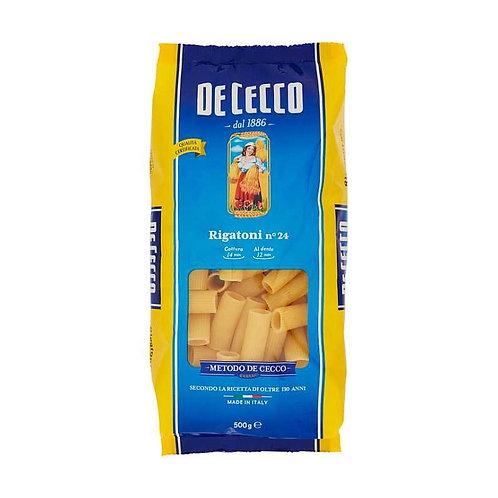 DE CECCO CHIFFERI RIGATI     N33                 0.500 kg