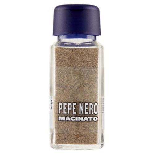 CONSILIA PEPE NERO MACINATO  -  GROUND BLACK PEPPER      45GR