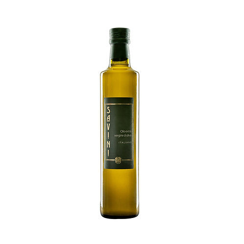 SAVINI EXTRA VIRGIN OLIVE OIL       0.5L