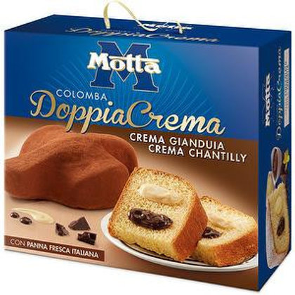 COLOMBA FILLED WITH DOUBLE CREAM                  700GR
