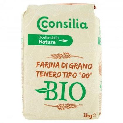 CONSILIA Organic soft wheat flour type 00   1KG