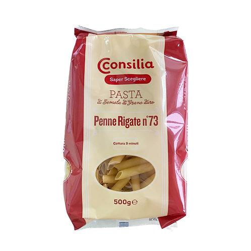 PENNE PASTA  CONSILIA                               500GR
