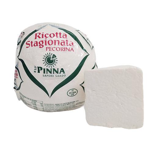 RICOTTA STAGIONATA     250GR (APPROX.)