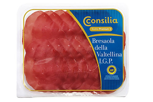 BRESAOLA VALTELLINA IGP                   100 GR