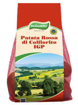 RED POTATOES FROM COLFIORITO IGP      500 gr