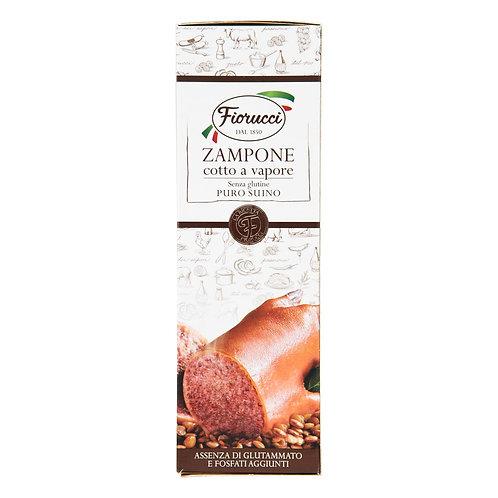 Steamed Pure Pork Zampone FIORUCCI 1 Kg
