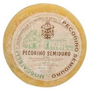 PECORINO SEMIDURO MOSCATEL. 375GR (APPROX.)