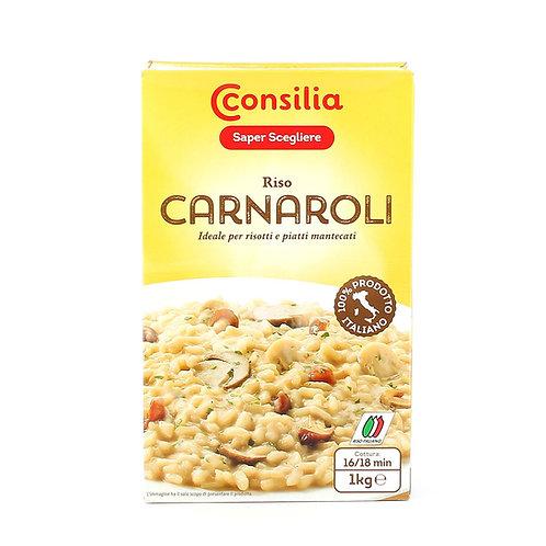 CONSILIA RISO CARNAROLI  -  CARNAROLI RICE                   1KG