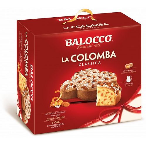 BALOCCO LA COLOMBA CLASSICA             750GR