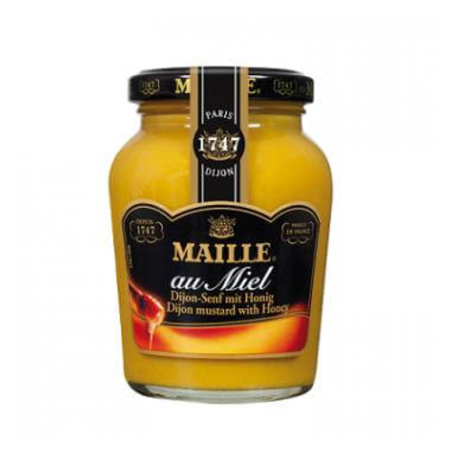 MAILLE SENAPE CON MIELE   -    MUSTARD WITH HONEY               215GR