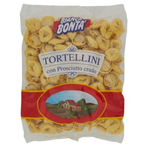 BIANCA BONTÀ TORTELLINI WITH RAW HAM          500GR