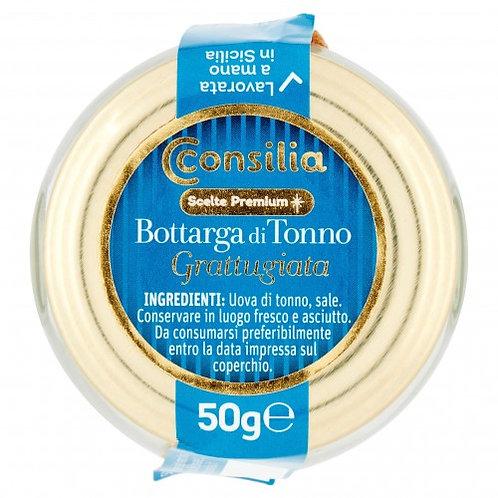 GRATED TUNA BOTTARGA CONSILIA        50GR