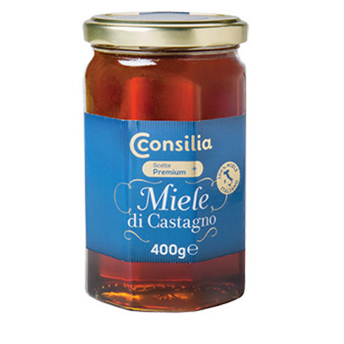 CHESTNUT HONEY 100% ITALY 400GR