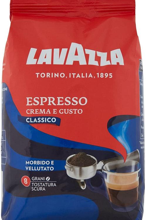 COFFEE BEANS LAVAZZA C&C 1 KG