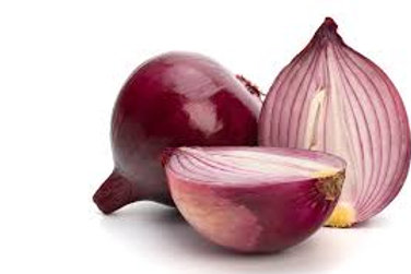 Pre-order: CIPOLLE ROSSE/ RED ONION              3PCS (750GR APPROX.)