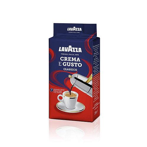 Lavazza Crema e Gusto Espresso                                          250GR