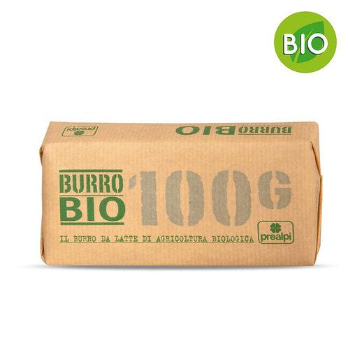 ORGANIC BUTTER PREALPI  100 GR
