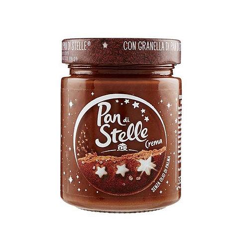PAN DI STELLE CREAM / COCOA & HAZELNUT SPREAD BY MULINO BIANCO             330GR
