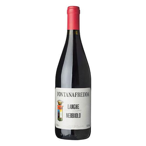 RED WINE NEBBIOLO LANGHE FONTANAFREDDA