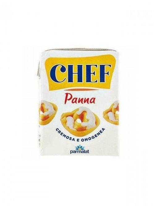 CHEF PANNA / COOKING CREAM  GOURMET    LT 0,200