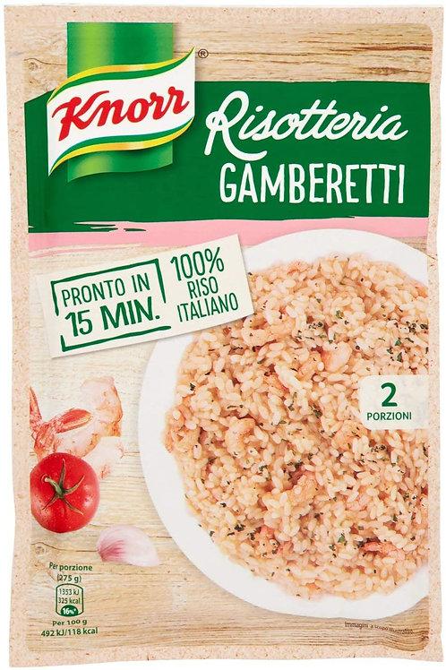 RISOTTO AI GAMBERETTI KNORR 175 GR
