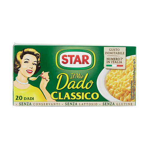 STAR CLASSIC STOCK CUBES ( 10 CUBES)