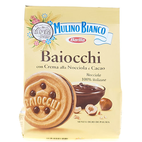 BAIOCCHI COOKIES MULINO BIANCO   260GR