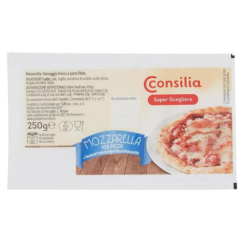 MOZZARELLA PER PIZZA / MOZZARELLA FOR PIZZA  CONSILIA      250GR